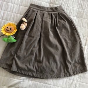 Dresses & Skirts - Micro Suede A line Skirt